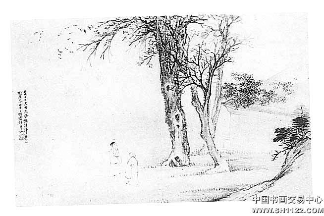 巴黎卢浮宫简笔画