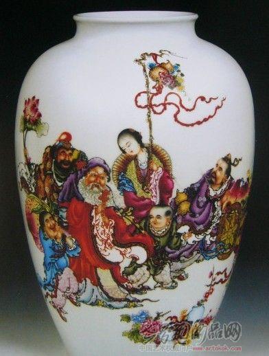 陶艺作品图片和步骤